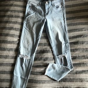 Abercrombie & Fitch Ankle Jeggings